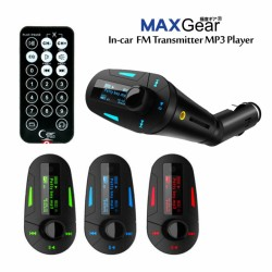 Автомобилен Bluetooth FM трансмитер GSM Bluetooth Car Kit BT99
