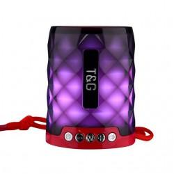 Преносима Bluetooth MP3 Колонка с диско ефекти Bluetooth Music Box TG-155