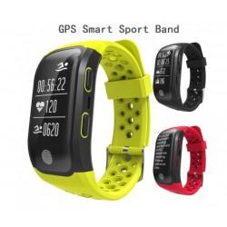 Водоустойчива GPS смарт гривна Smart technology S908