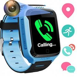 Детски смарт часовник Smart Technology V6G, GSM, GPS, Камера