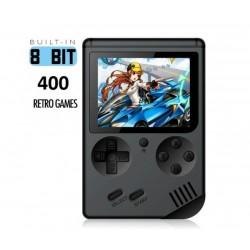 Преносима игра с цветен дисплей 400 в 1 - 8 Bit Classic Game, TV Out