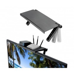 Поставка органайзер за телевизор Screen Top Shelf