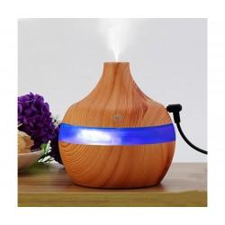 Увлажнител на въздух Mini Aroma Humidifier J003, LED подсветка