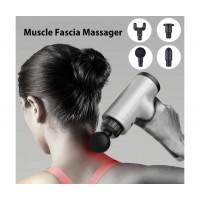 Уред за масаж Fascial Gun KH-320, Комплект, Четири накрайника