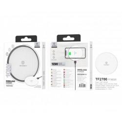 Безжично зарядно за телефони Techancy TF2786, 10W