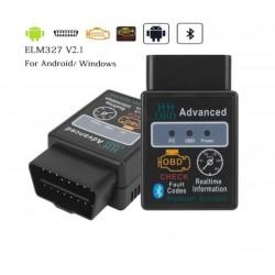 ELM327 Pro OBD2 Bluetooth универсален кодчетец за автодиагностика - Professional Edition