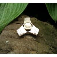 Fidget Spinner Метален Триосов Model: 02
