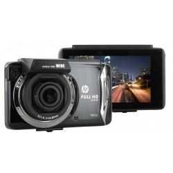 Видеорегистратор с FULL HD резолюция HP F800G с тач скрийн