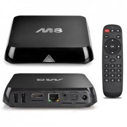 Мултимедиен Плеър с Ultra HD 4K резолюция Android media palyer M8