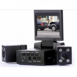 Видеорегистратор с 2 камери