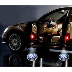 Led Лого за врати на автомобил VW