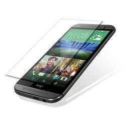 Удароустойчив скрийн протектор Tempered Glass за HTC One M8