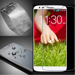 Удароустойчив скрийн протектор Tempered Glass за LG G2
