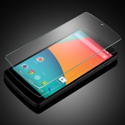 Удароустойчив скрийн протектор Tempered Glass за LG Nexus 5