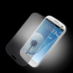 Удароустойчив скрийн протектор Tempered Glass за Samsung S7562 Galaxy S Duos