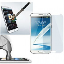 Удароустойчив скрийн протектор Tempered Glass за Samsung N7100 Galaxy Note 2