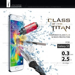 Удароустойчив скрийн протектор Tempered Glass за Samsung Galaxy S5 mini