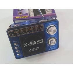 USB FМ радио Fijun JN-833UT с USB, SD, MP3 и AUX вход