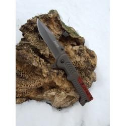 Полуавтоматичен сгъваем нож JEEP SL877