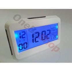 Часовник с голям светещ дисплей и температура 2616