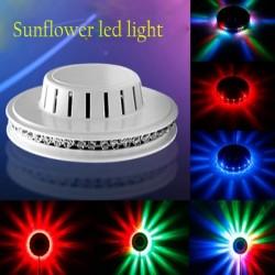 Диско ефект Sun Flower Led Light