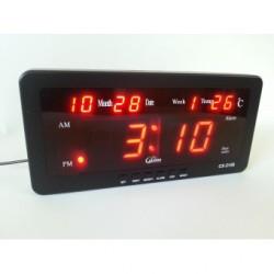 LED електронен часовник Caixing CX-2158