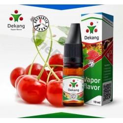 """Никотинова течност Dekang """"Cherry"""" 10 ml."""