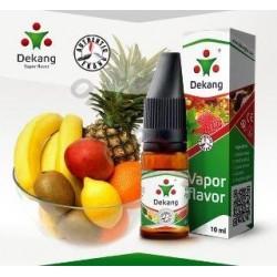 """Никотинова течност Dekang """"Fruit Mix"""" 10 ml."""
