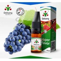 """Никотинова течност Dekang """"Grape"""" 10 ml."""
