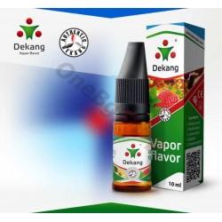 """Никотинова течност Dekang """"Toro Rogue"""" 10 ml."""