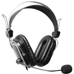 Стерео слушалки с микрофон A4TECH HS-50