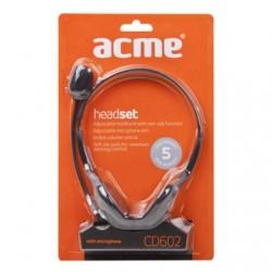 Мултимедийни слушалки Acme CD602