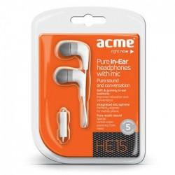 Слушалки тапи ACME HE15 с микрофон