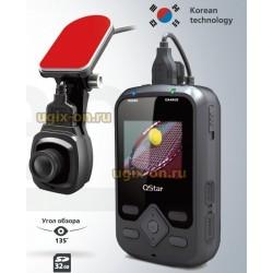 Видеорегистратор QSTAR A9 PHANTOM 16 GB