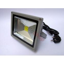 Външен LED прожектор Led 20W