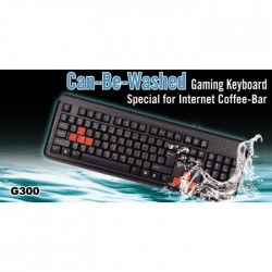 Геймърска клавиатура A4Tech G300 Gaming Keyboard
