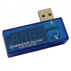 USB Мултиметър на напрежение и ток