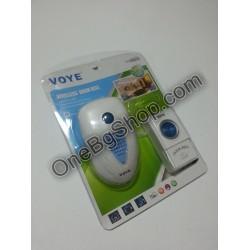 Безжичен звънец за врата на ток Voye