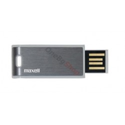 Флаш памет 8GB USB NETBOOK GREY - MAXELL