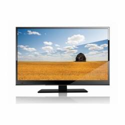 Портативен 16 инчов DVB-T LED мултимедиен телевизор Crown 16C15