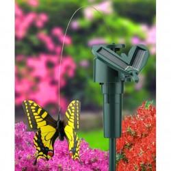 Соларна пеперуда за градината Flying butterfly